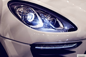 Macan Headlight