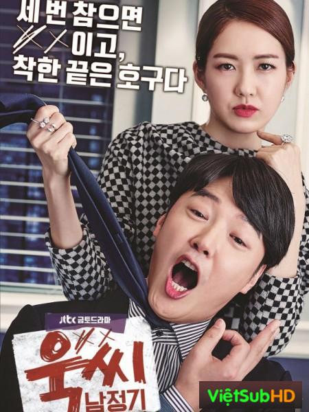 Quý Cô Nóng Tính Và Nam Jung Gi