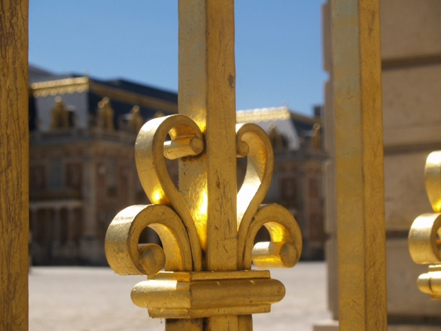 Versailles France or