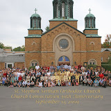50 Anniversary Jubilee of the consecration of the St. Stephen temple