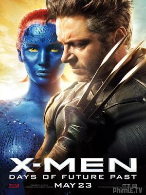 Phim Dị nhân: Ngày cũ của tương lai - X-men: Days Of Future Past (2014)