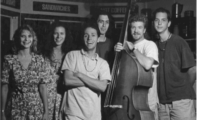 Brad Thompson and the Acoustic Undulating Band 1994