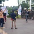 10 Paket Anggaran Belanja Modal Pengadaan Kontruksi Jalan PUPR Kab.Bogor Diduga Bermasalah, Gemasura Gelar Aksi Unjuk Rasa