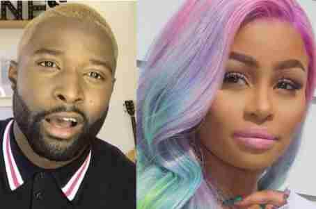 Blac Chyna's ''ex' says she almost drove him to suicide