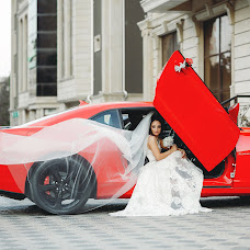 Wedding photographer Rashad Nabiev (rashadnabiyev). Photo of 20.11.2017