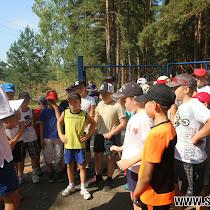 Кросс младшей группы  10,5 км