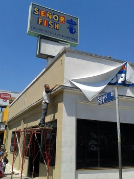 And His Family Have Spent Months A Substantial Amount Of Money Transforming The Former Pescado Mojado In Echo Park Into New Seor Fish Restaurant