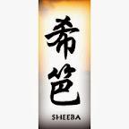 sheeba