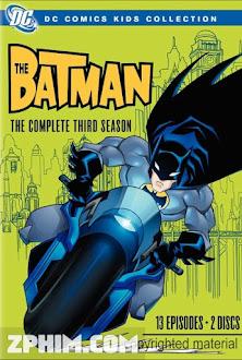 Người Dơi 3 - The Batman Season 3 (2005) Poster