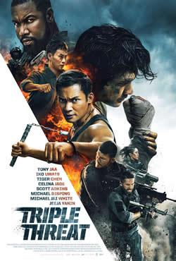 Baixar Filme Tripla Ameaça Torrent