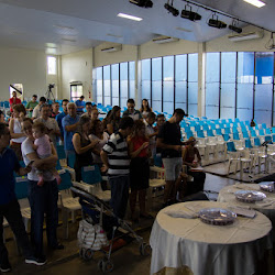 20150405 Reuniao de lideres e Terreno Igreja