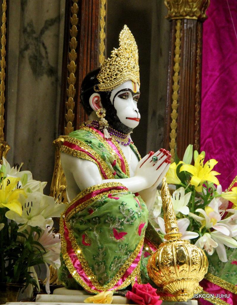 ISKCON Juhu Mangal Deity Darshan on 23rd Oct 2016 (12)