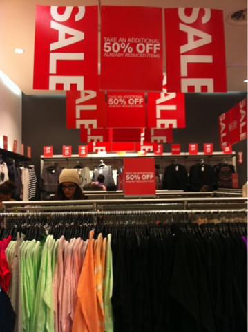 Take an extra 50% off