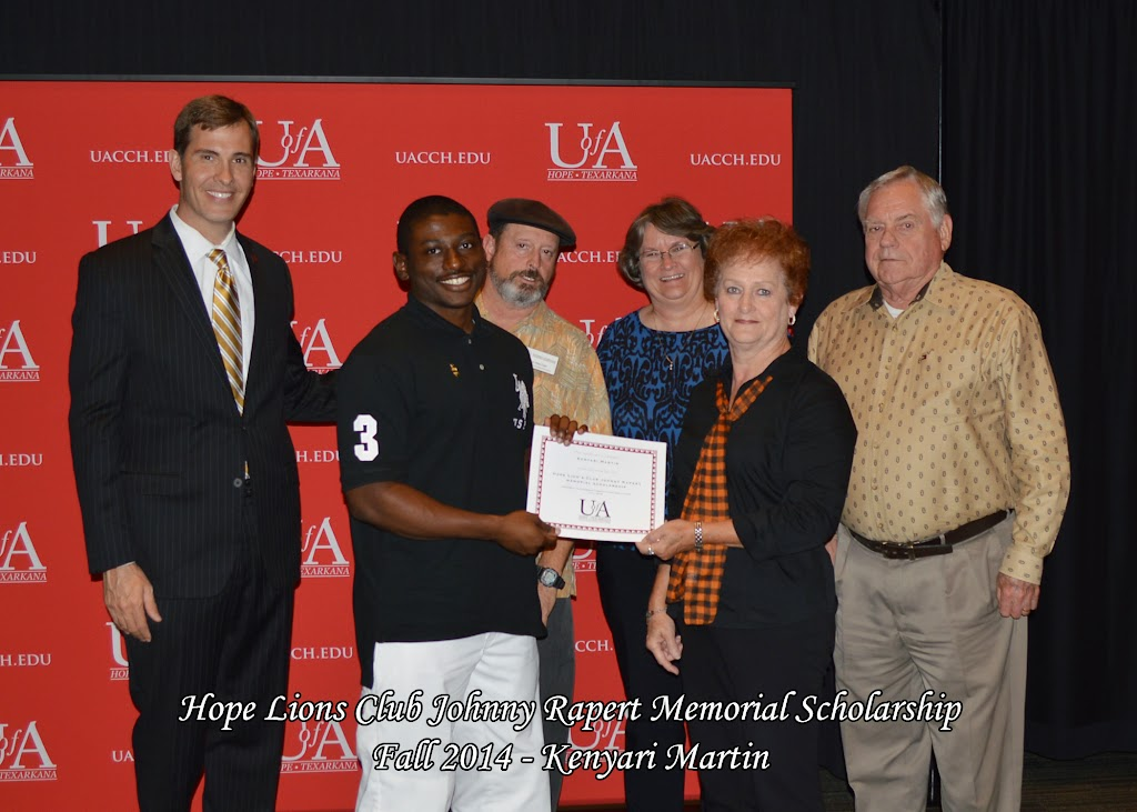 Scholarship Awards Ceremony Fall 2014 - Kenyari%2BMartin.jpg