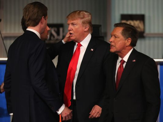Kasich: Trump is causing a 'toxic' environment