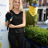 WWW.ENTSIMAGES.COM -    Ashley James arriving at       A Date With Your Dog in Honour of Clarissa Baldwin OBE at George Club, London September 9th 2014Celebrities attending The Dog's Trust party in honour of their chief exec Baldwin.                                                 Photo Mobis Photos/OIC 0203 174 1069