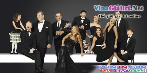 Xem Phim Gia Đình Hiện Đại Phần 6 - Modern Family Season 6 - phimtm.com - Ảnh 1