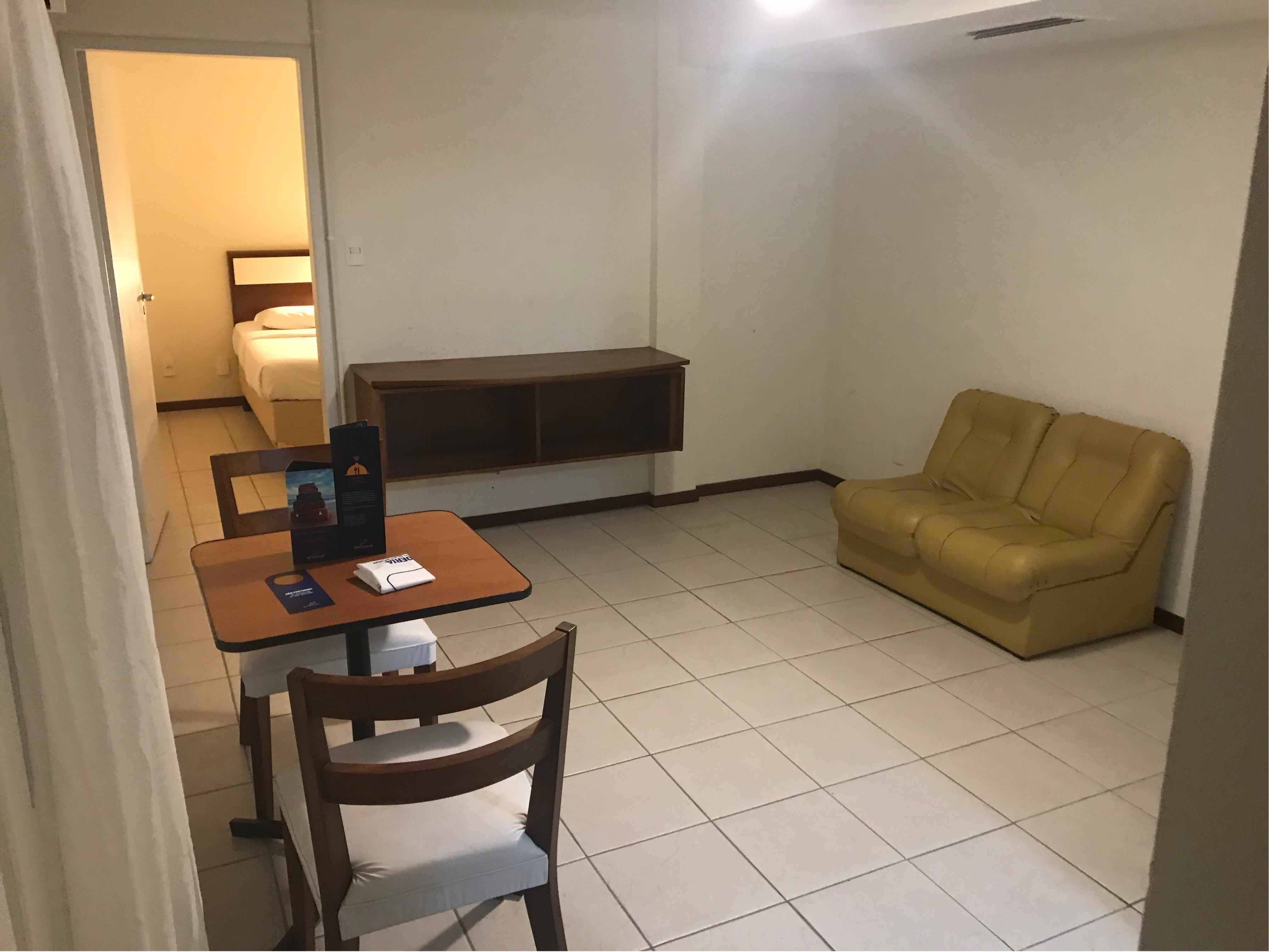 Quarto Hotel CastelMar Florianópolis