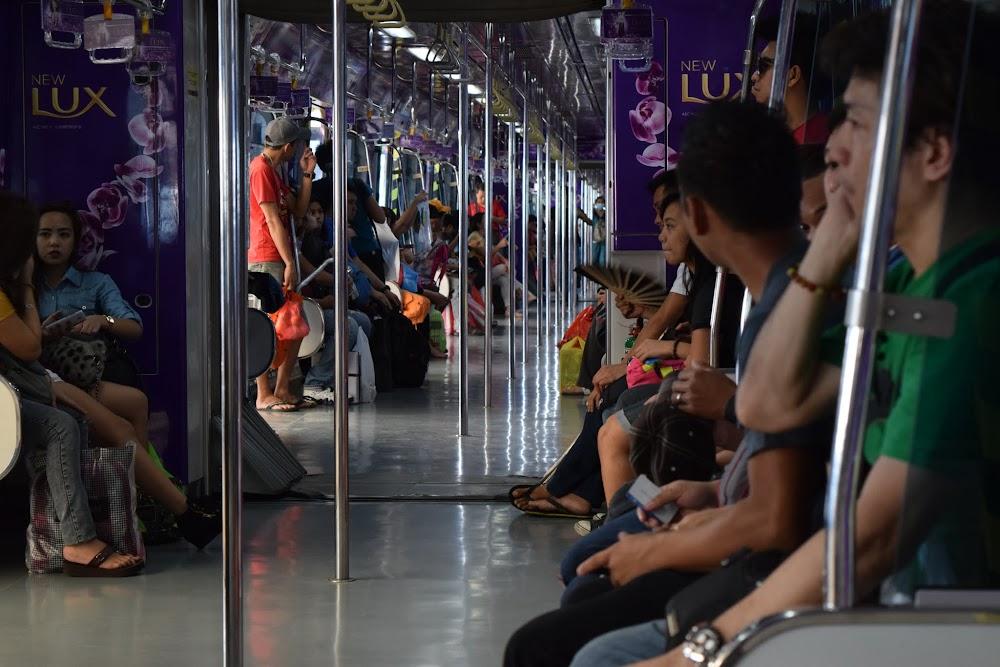 ... next stop, Quezon City!