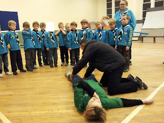 Beavers St John Ambulance