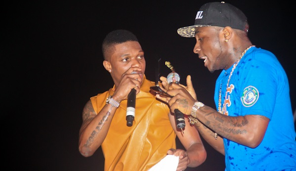 Some facts about wizkid and davido