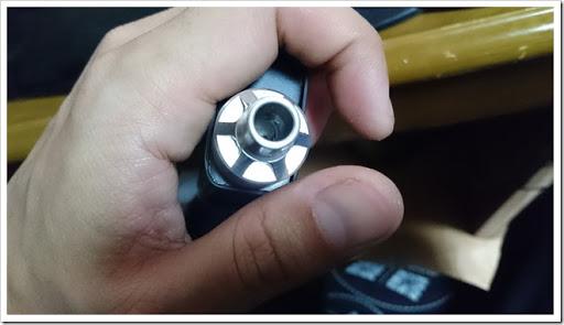 DSC 0874 thumb%25255B3%25255D - RDA:The Stumpy Styled(クローン) RDAアトマイザーのレビュー「ちょいウェル深めアトマイザほしかった」