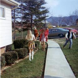 UMYF 1977 Easter