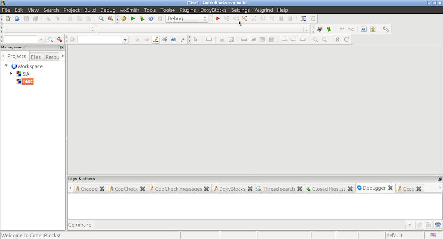 Example C++ GUI application using Wxwidgets | imron02