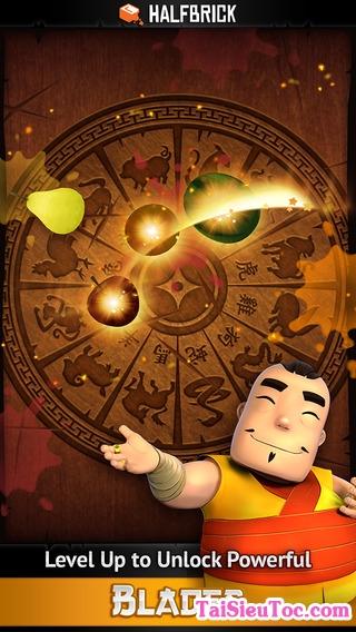 tải game chém hoa quả Fruit ninja cho iOS