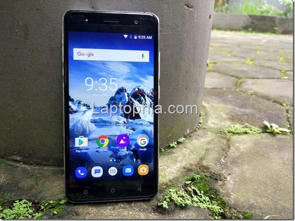 Evercoss Genpro X Review: Smartphone 4G dengan Fingerprint Termurah