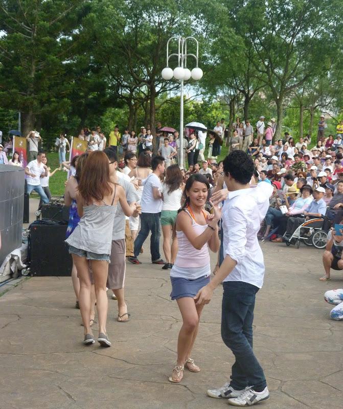 Xizhi, Taipei. Exposition Renoir puis concert au parc Daan - P1330776.JPG