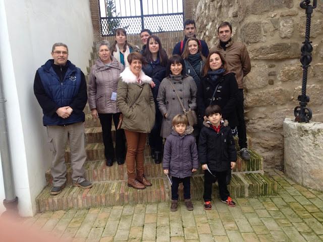 Visitas Castillo 2016
