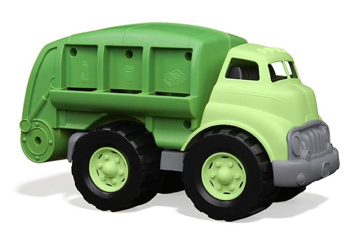 Contenido de Green Toys® Camión de Reciclaje