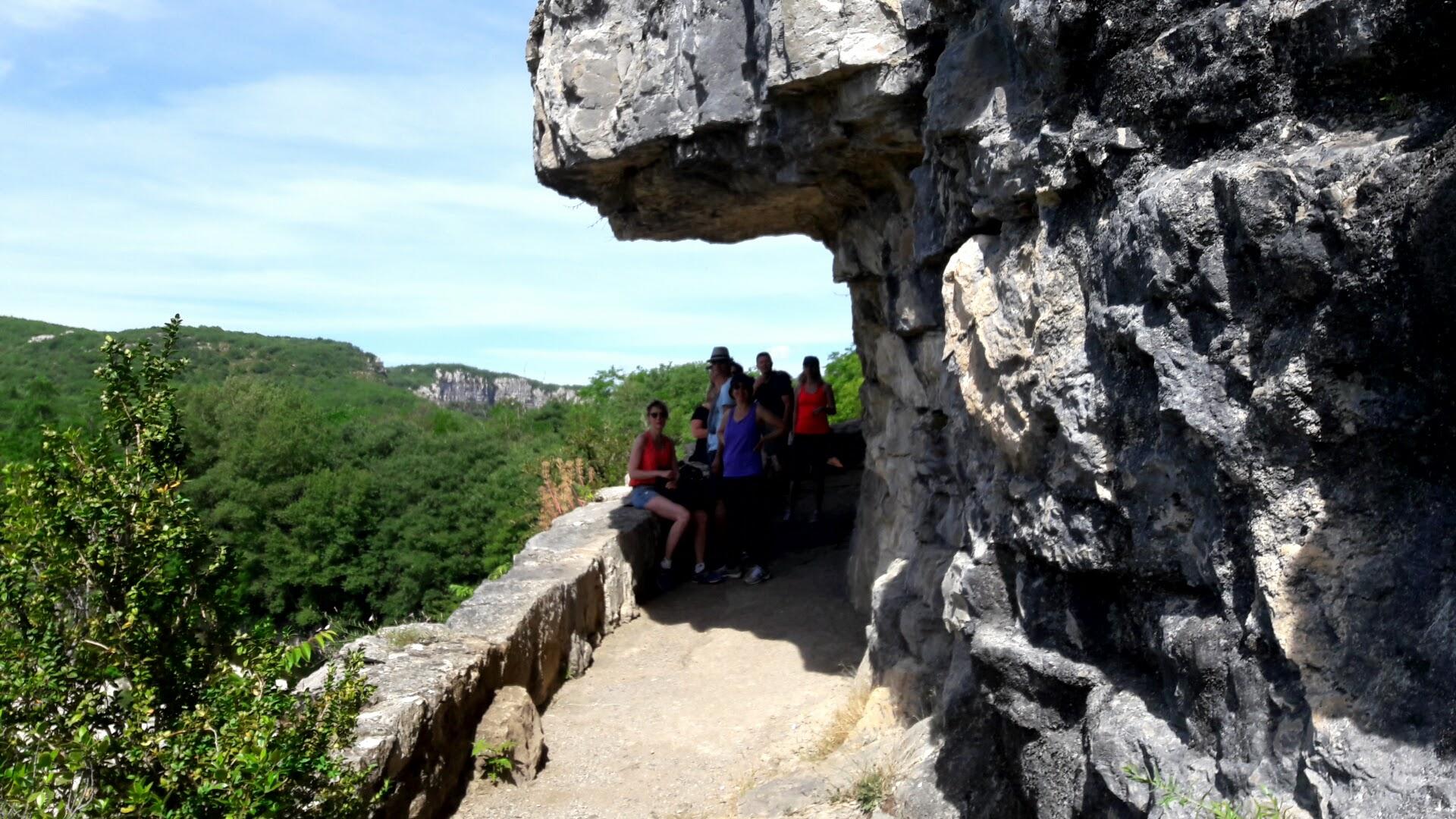 Weekend Ardèche au camping l'Ombrage du 02 au 05 juin 2017