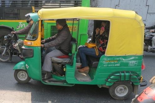 Tuc Tuc Delhi
