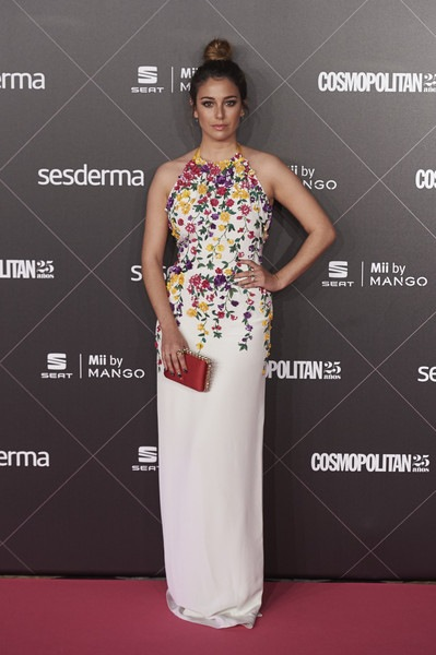 Blanca Suarez attends the VIII Cosmopolitan Fun Fearless Female Awards