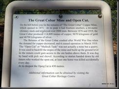 180317 083 Cobar Slag Dump and  Great Cobar  Copper Mine
