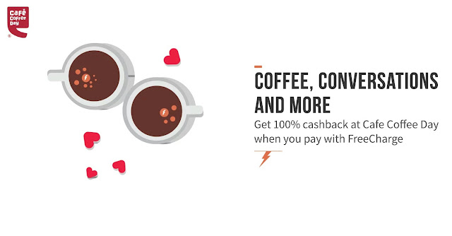 freecharge CCD 100% cashback offer