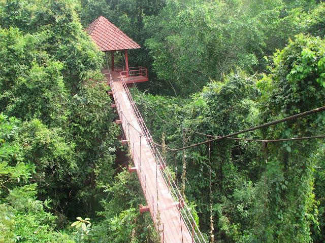 Would you walk this bridge? Thailand