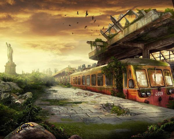 Silent Place Of Sorrow, Fantasy Scenes 3