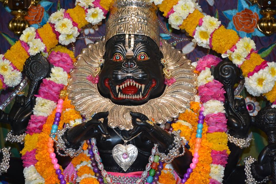 ISKCON Ujjain Deity Darshan 3 April 2016  (15)