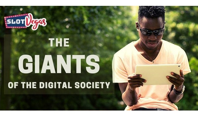 The giants of the digital society