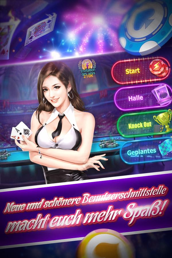 Texas Poker Deutsch (Boyaa)- screenshot
