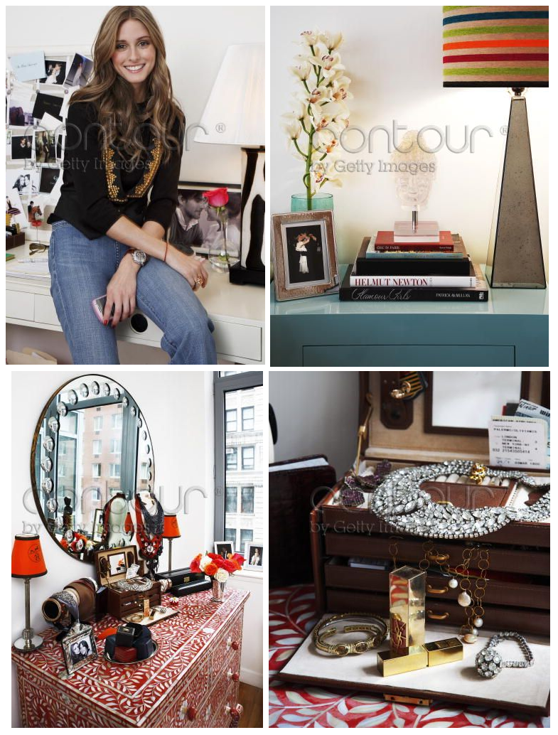 The Olivia Palermo Lookbook : Olivia Palermo's Tribeca Apartment