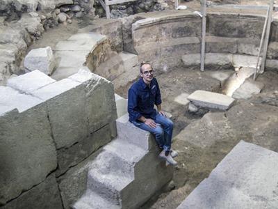 Roman-theater-Western-Wall-IAA