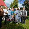 Zjazd rowerzystów