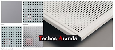 Techos aluminio Antigua