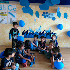 Blue Day (Nursery) 20-7-2016