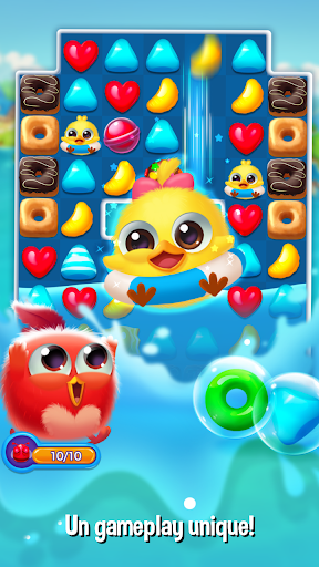 Code Triche Bird Friends : Match 3 & Free Puzzle apk mod screenshots 1