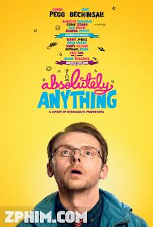 Cầu Được ước Thấy - Absolutely Anything (2015) Poster
